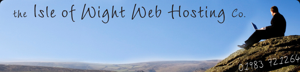 The Isle of Wight Web Hosting Company